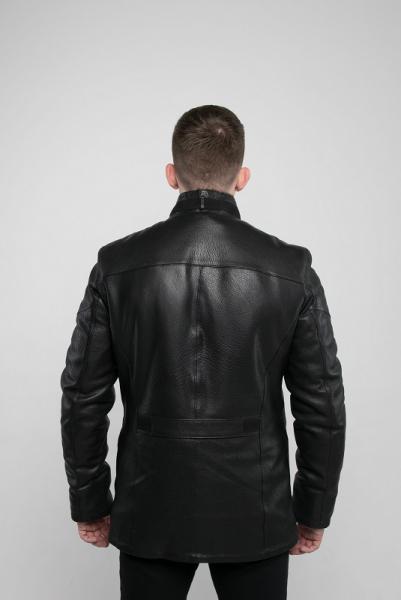 Удлиненная мужская куртка