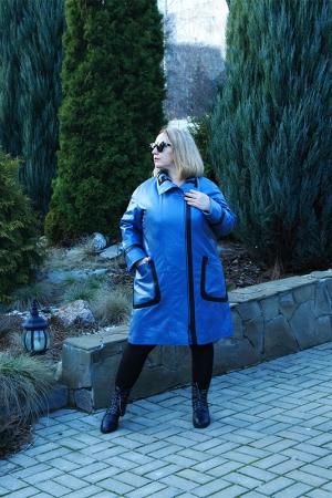 Удлиненная куртка-oversize